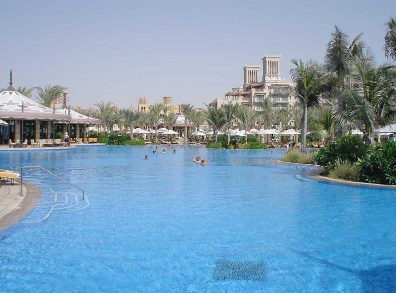 Город на воде в Дубаи (24 фото)