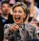 В поддержку Хиллари Клинтон