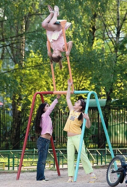 Забавные фото с детьми (62 штуки)