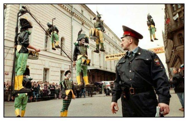 Хранители закона и порядка (52 фото)