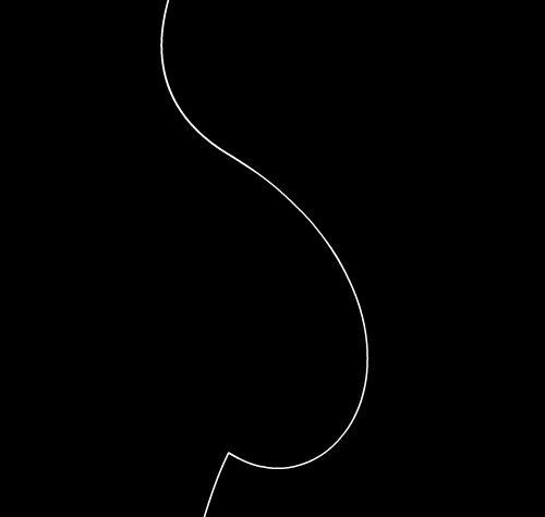 Интересная флэшка. Физика женской груди
