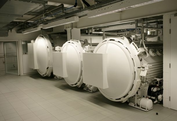 Завод Mclaren - святыня скорости (27 фото)