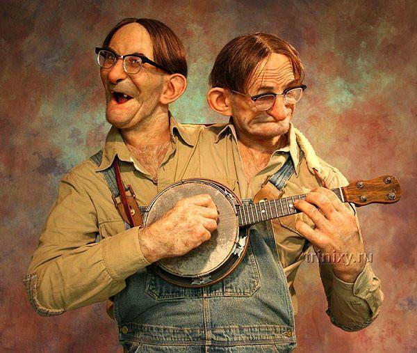 Страшные куклы Томаса Кублера (43 фото)