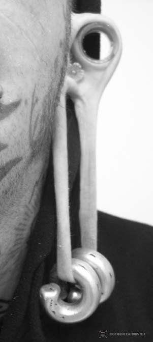 Паули - король модификации тела (81 фото)