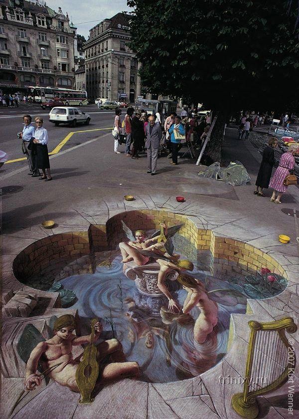 Лучшие работы Курта Веннера прошлого года (39 фото)