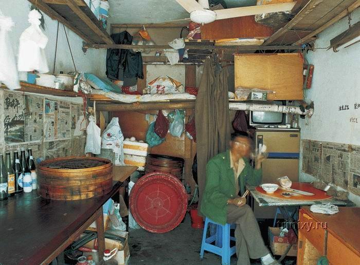 Как живут люди в Шанхае (46 фото)