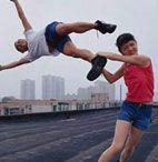 Мастера кунг-фу: откровенная жесть!