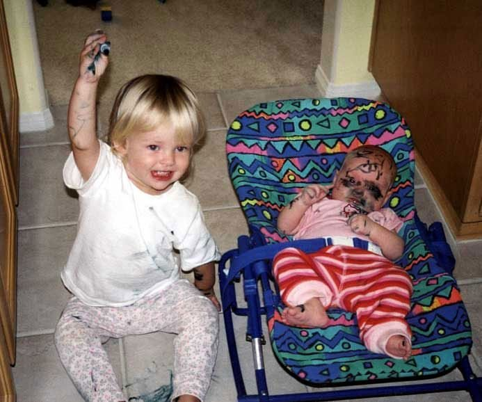 Подборка классных боянчиков с детьми (46 фото)