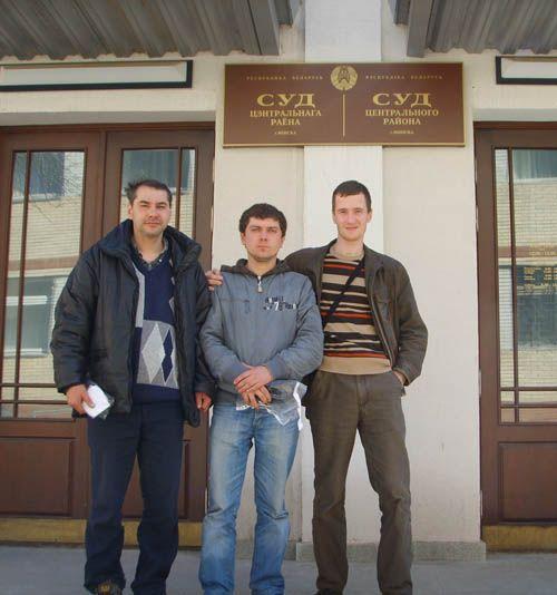 Беспредел белорусской милиции (текст + фото)