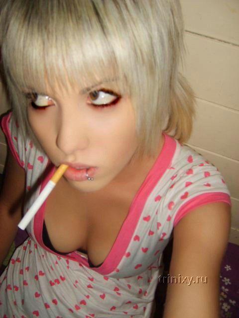 Emo-girls (161 фото)