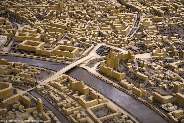 Москва в масштабе (26 фото)