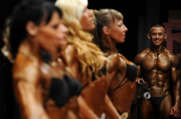 Open Cup of Kiev for Bodybuilding 2008 (9 фото)