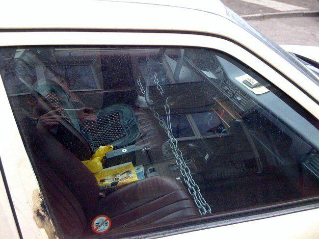 Противоугонка на автомобиль своими руками видео