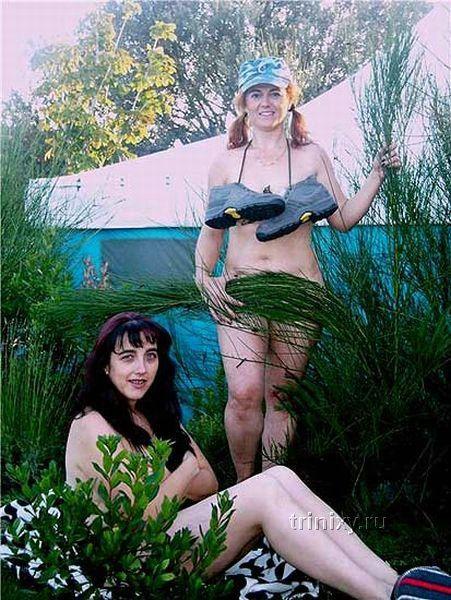 Неудачницы дня. Испанские мамы переоценили свою красоту (7 фото)