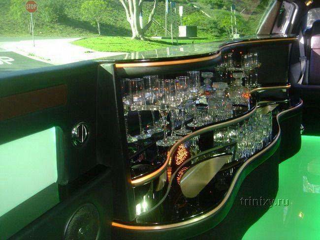 Люксус-лимузины (65 фото)