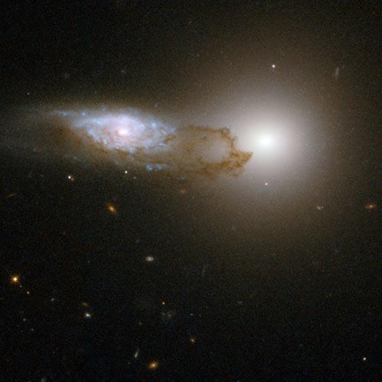 Интересно. Фотографии с телескопа Хаббл (20 фото)