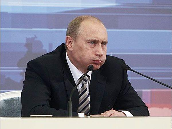 Все о Путине (136 фото)