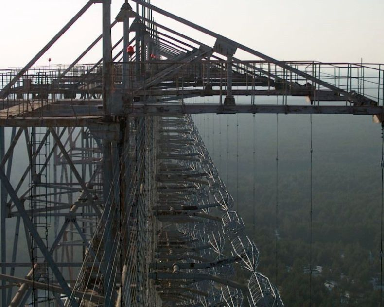 Объект Чернобыль-2 (21 фото)