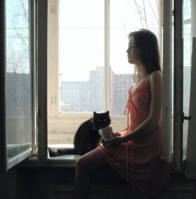 Котик в эротической фотосессии (12 фото) Немного НЮ