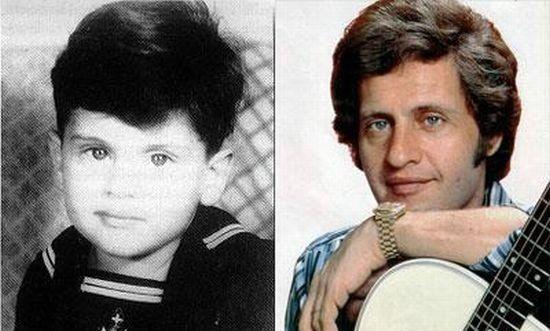 Как знаменитости выглядели в детстве (55 фото)