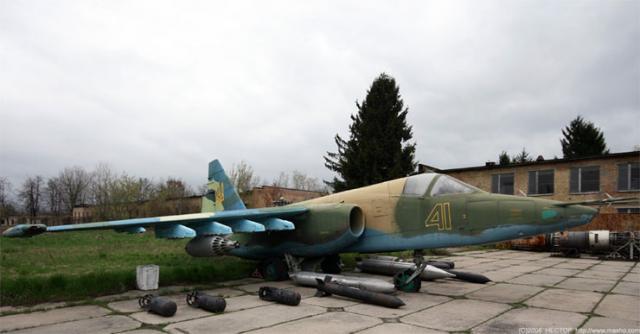 Киевский музей авиации (52 фото)