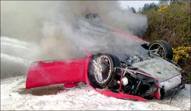 Как убить дорогое авто (3 фото)
