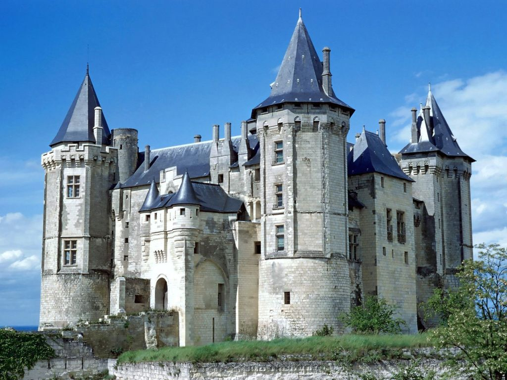 средневековые замки фото картинки образует поверхности