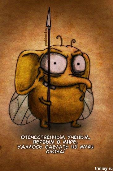 Прикольные рисунки одного автора )) (19 картинок)