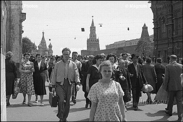 СССР глазами западных корреспондентов, со сталинских времен до эпохи