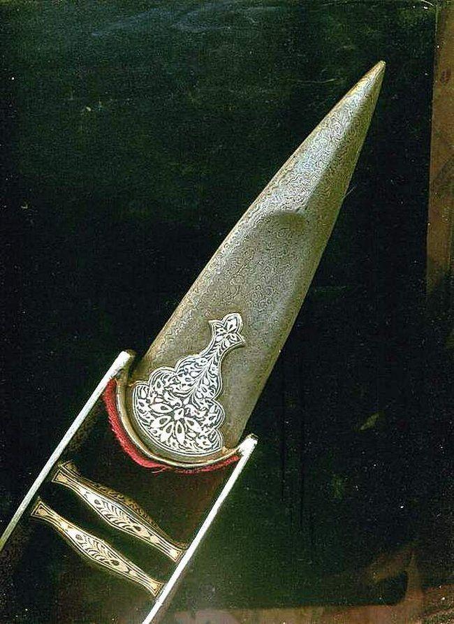 Холодное оружие из Катара (109 фото + текст)