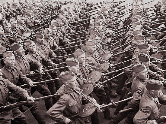 Отечественная война и Великая Победа! (150 фото)