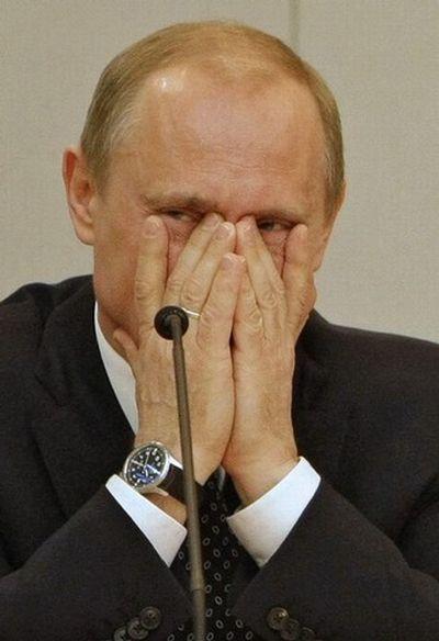Реакция Путина на выступление в Думе Жириновского (3 фото + видео)