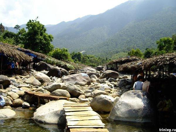 Вьетнамский аквапарк (8 фото)
