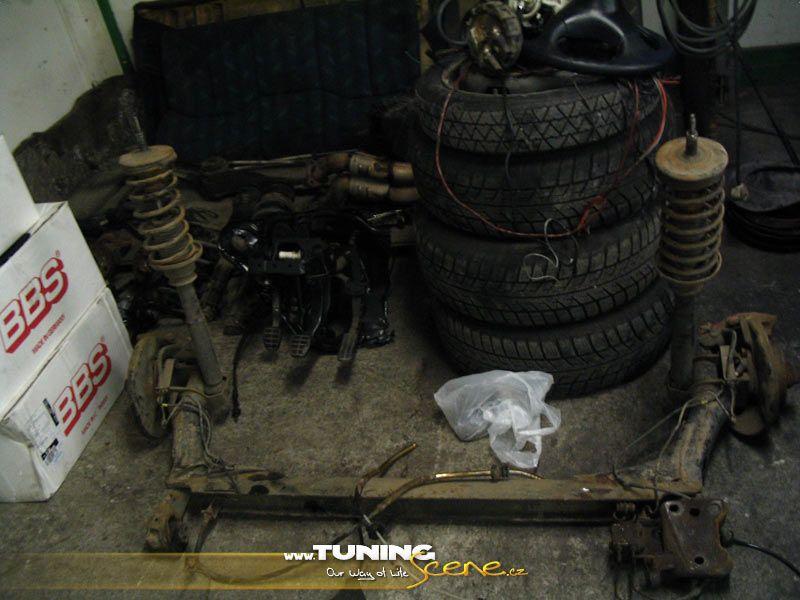 Обалденный тюнинг (73 фото)