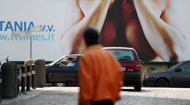 Необычная рекламная компания (11 фото)