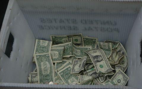 Деньги – мусор!?