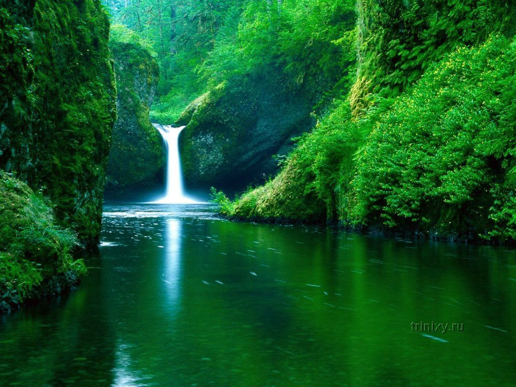 19 самые красивые водопады