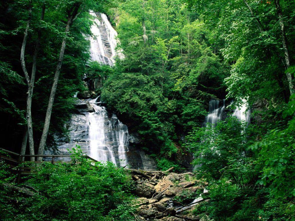 Самые красивые водопады мира (90 фото)