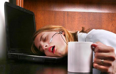 Измеритель усталости от работы