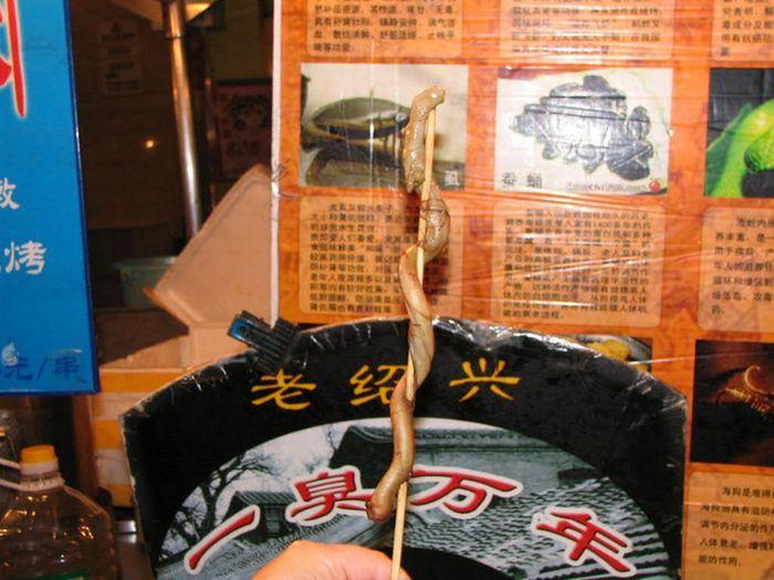Шашлыки по-китайски (15 фото)