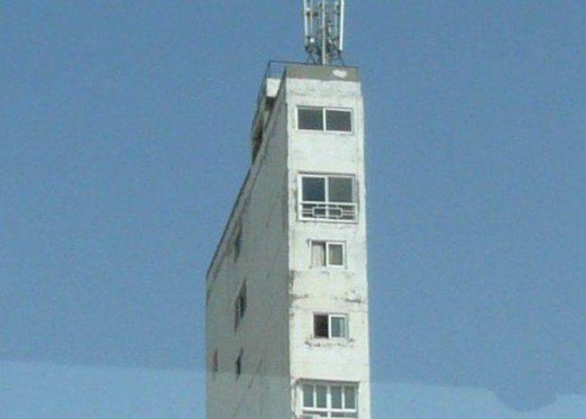 Необычное строение (3 фото)