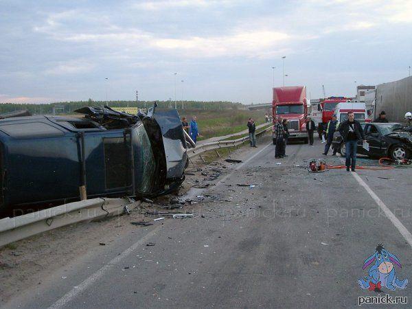 Жуткая авария. Не для слабонервных (29 фото + текст)