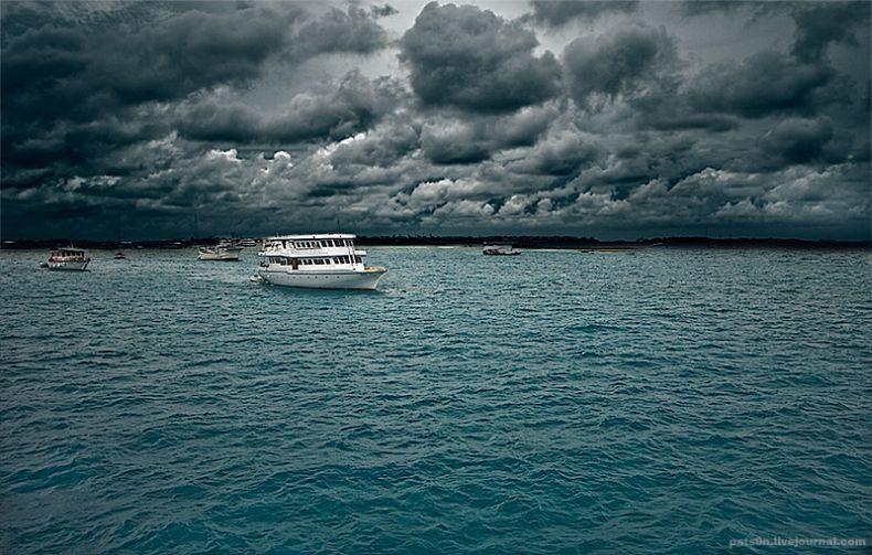 Путешествие на Мальдивы (36 фото)