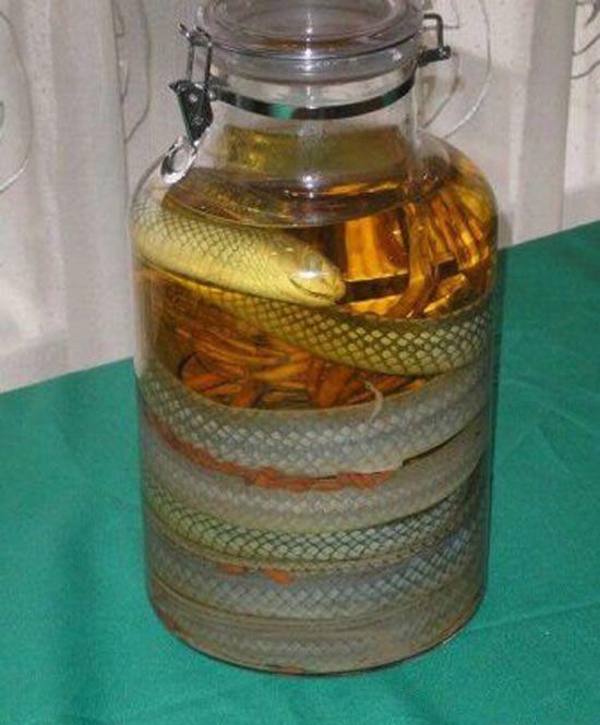Алкоголь с перчинкой (7 фото)