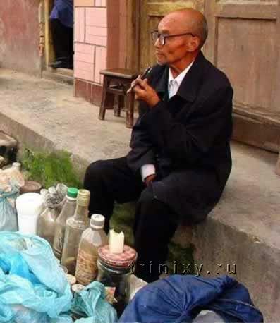 Лечение по-китайски (4 фото)