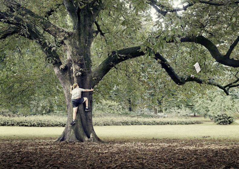 Креативные фотографии от Marc Paeps (72 штуки)