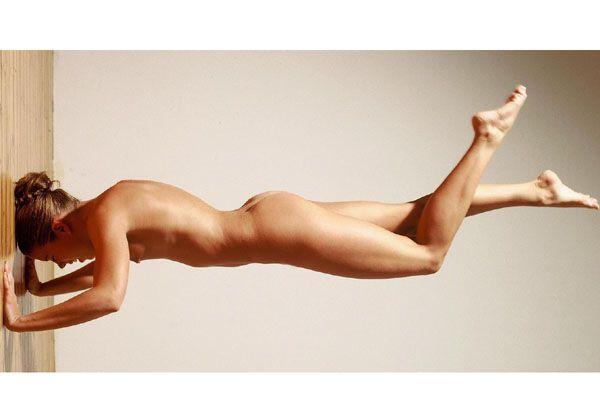 Пятничная йога (14 фото) НЮ