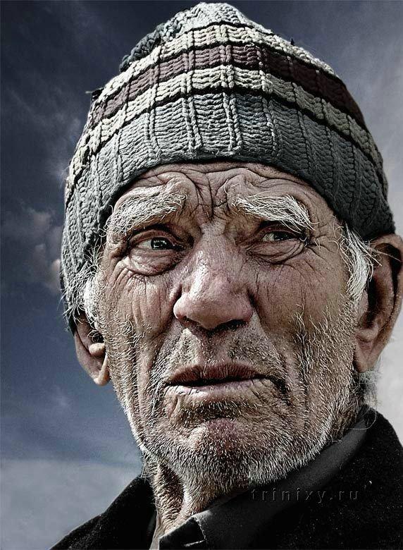 Необычные люди (98 фото)
