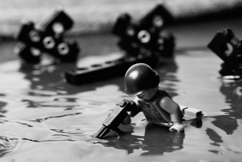 photos lego parody