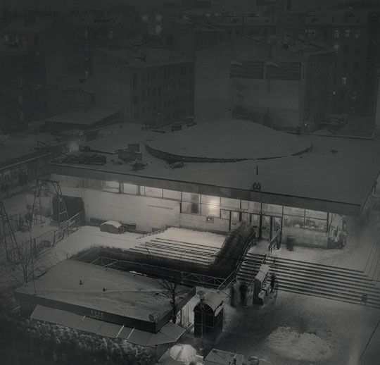 Город теней (11 фото)